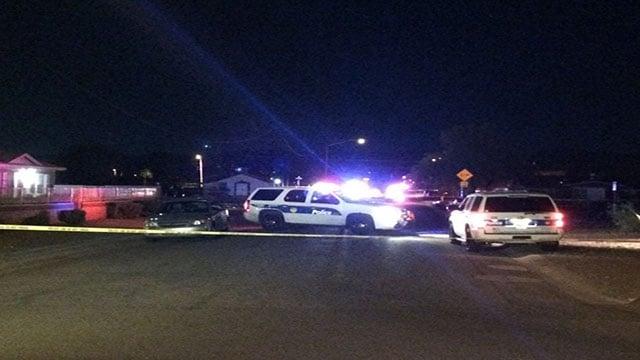 A man was shot multiple times in a Phoenix neighborhood. (Source: 3TV/CBS 5)