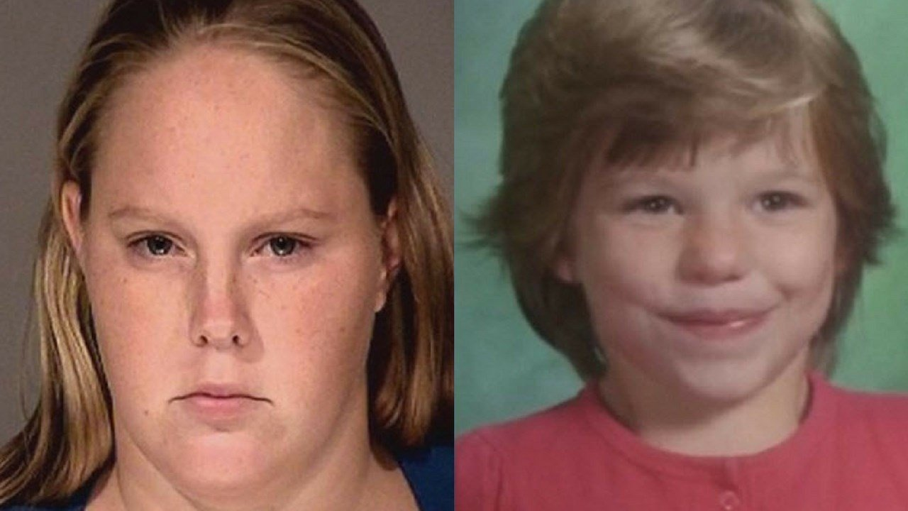 Sammantha Lucille Rebecca Allen. left,  is accused of killing her little cousin, Ame Deal, in 2011. (Source: 3TV/CBS 5 file photo)