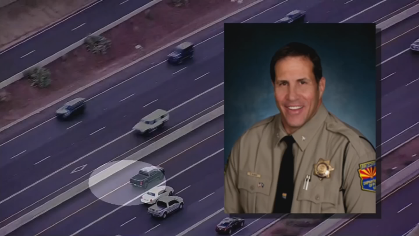 The basic findings clear the department's second in command, Lt. Col. Heston Silbert, who was off duty and gave chase in his personal vehicle with no lights, no sirens, running red lights and speeding, a violation of state law. (Source: 3TV/CBS 5)