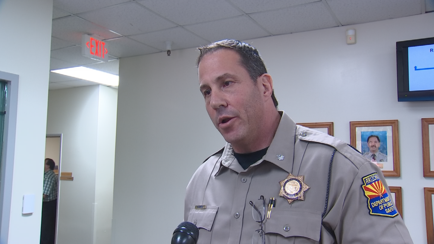 We pulled the Gilbert police report, which says nothing about asking Silbert to pursue. (Source: 3TV/CBS 5)
