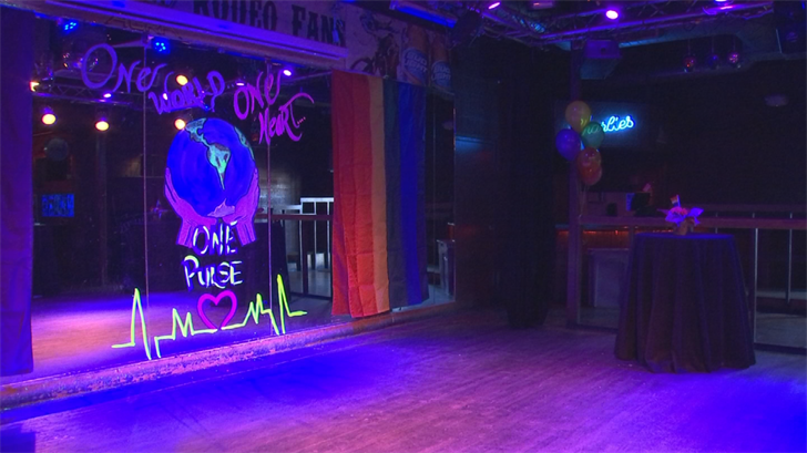 A Phoenix community held a unique benefit to mark the somber one-year anniversary of the deadly attack at a nightclub in Orlando. (Source: 3TV/CBS 5)