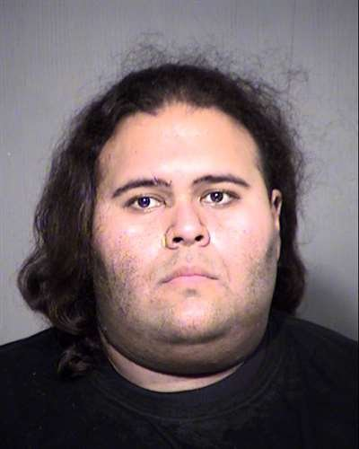 Mathew Sterling, 29 (Source: Maricopa County Sheriff's Office)
