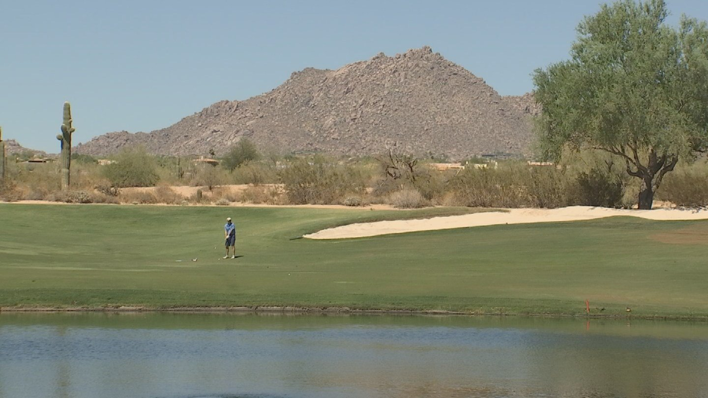 Grayhawk Golf Club will host with ASU the NCAA Division I Men's and Women's Golf Championships in Scottsdale from 2020 to 2022. (Source: 3TV/CBS 5)