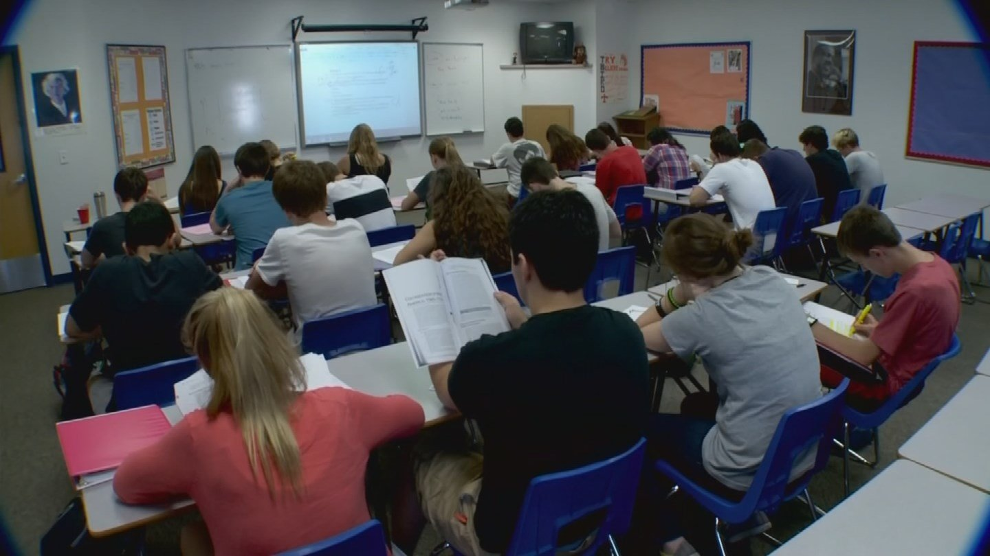 According to the report, GPS overstated the number of full-time high students by 512 and misreported attendance information for 1,385 online students. (Source: 3TV/CBS 5)