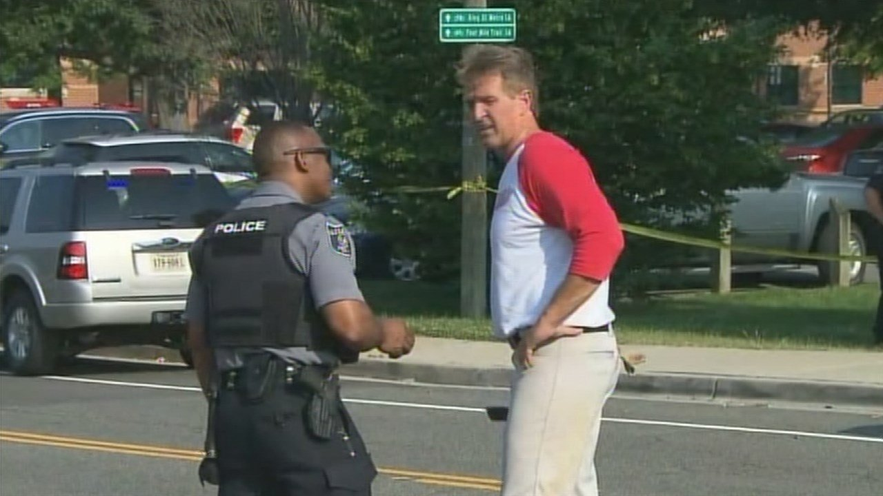 Arizona Senator Jeff Flake was in attendance at the baseball game in Virginia where a shooting broke out (Source: CNN)