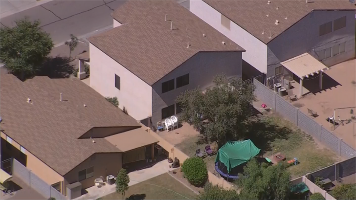 A girl was bitten in the face by a dog in San Tan Valley. (Source: 3TV/CBS 5)