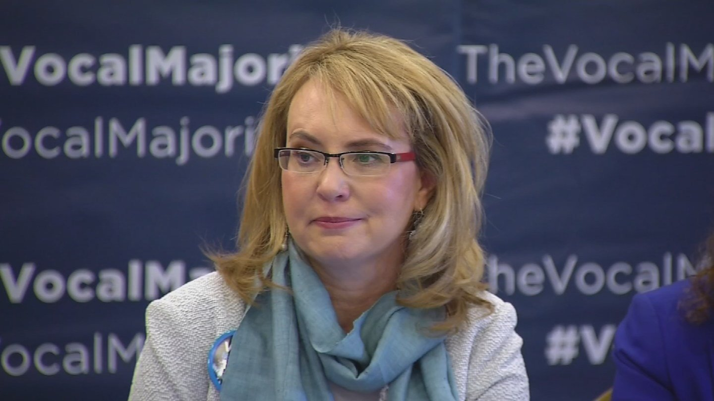 Former U.S. Rep. Gabby Giffords (Source: 3TV/CBS 5)