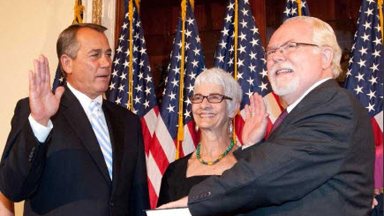 Rep. Barber sworn in, June 19, 2012