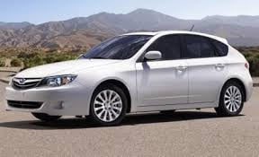 Kingman police said one of the suspects drove a vehicle similar to this Subaru. (Source: Kingman Police Department)