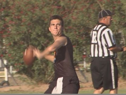 Jack Plummer has committed to playing college football at Purdue. (Source: 3TV/CBS 5)