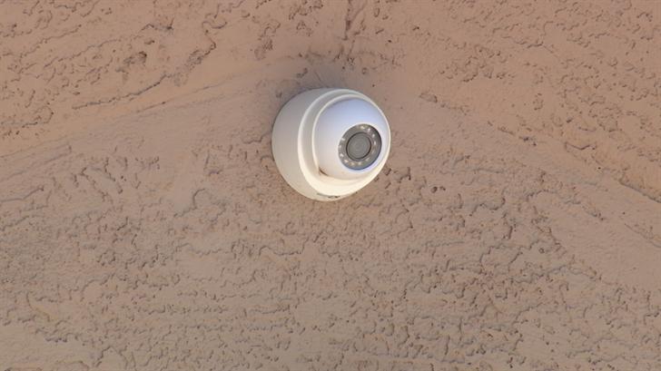 The crimes were caught on surveillance cameras. (Source: 3TV/CBS 5)