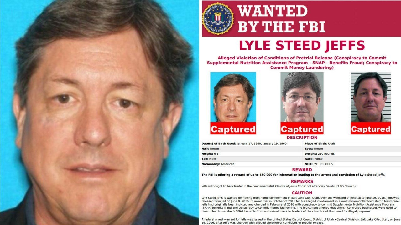 Lyle Jeffs (Source: FBI)