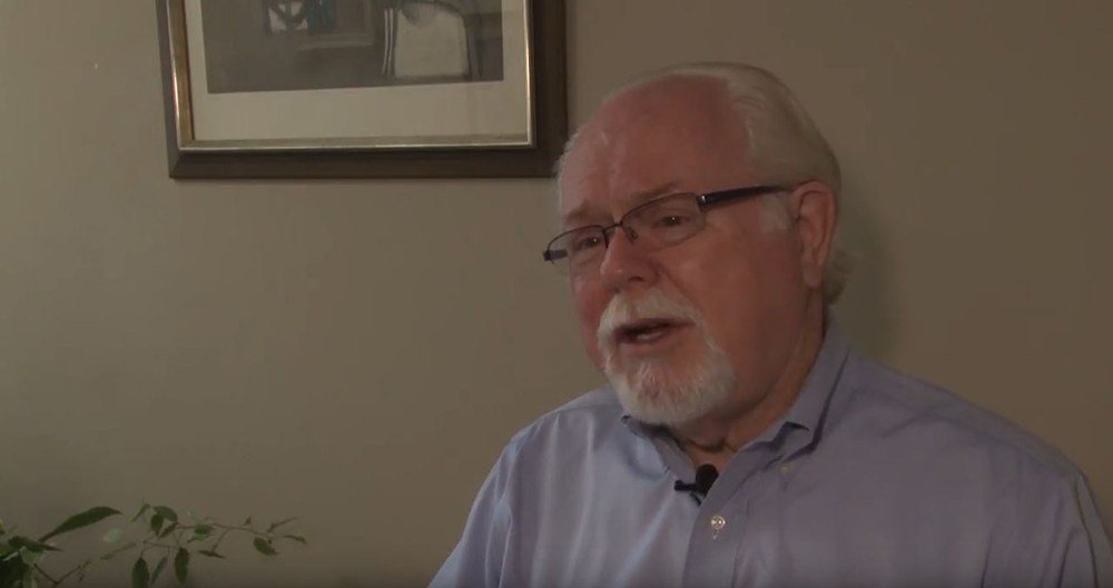 Ron Barber was an aide to Rep. Gabrielle Giffords who went on win the congressional seat she was forced to abandon after her shooting. Barber, wounded in that shooting, said such events scar the community as well as individuals. (Source: Tyler Fingert)