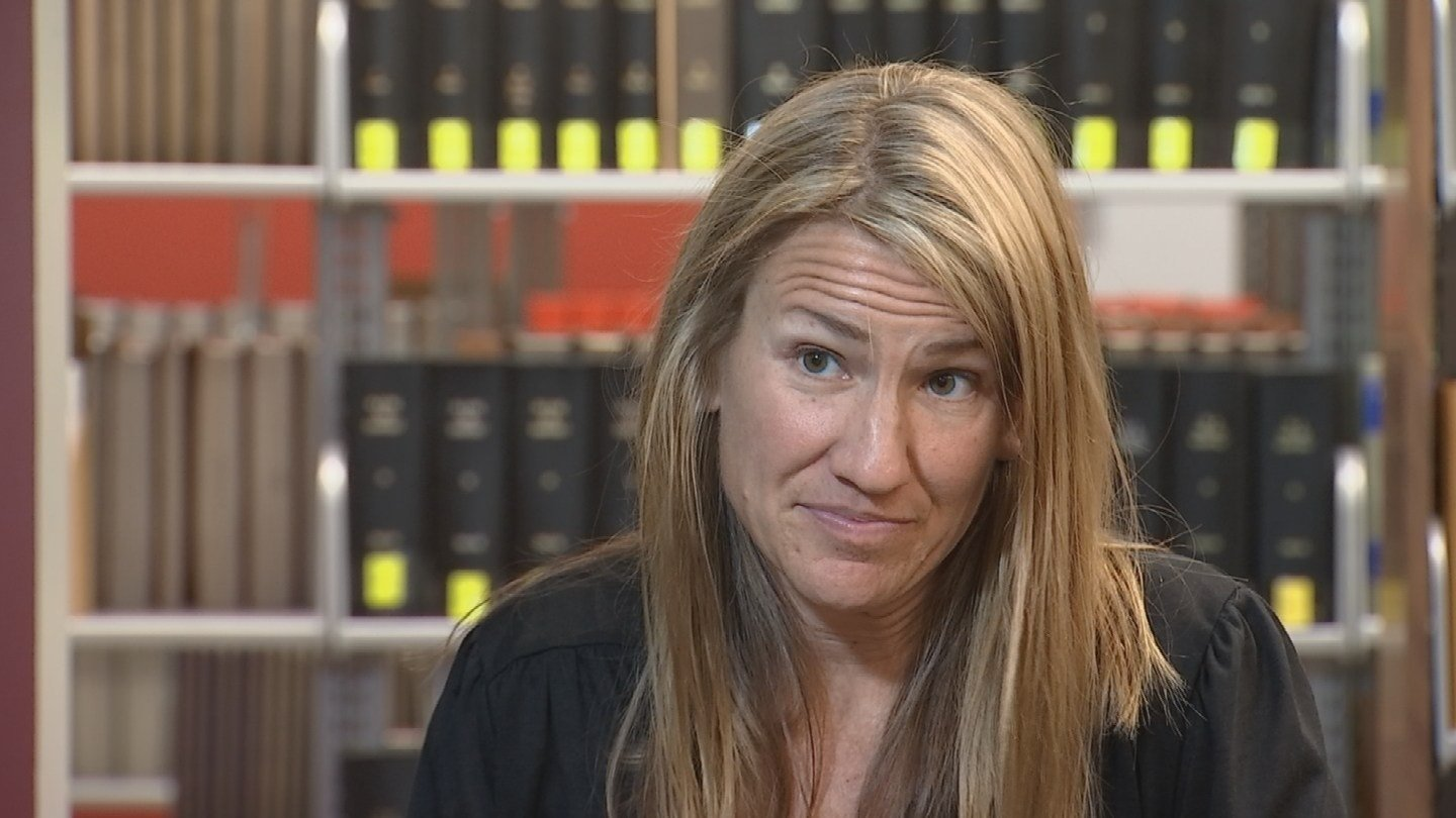 Lindsay Herf, executive director for the Arizona Justice Project, says her team gets letters from inmates asking for help to prove their innocence every day and they're just scratching the surface. (Source: 3TV/CBS 5)