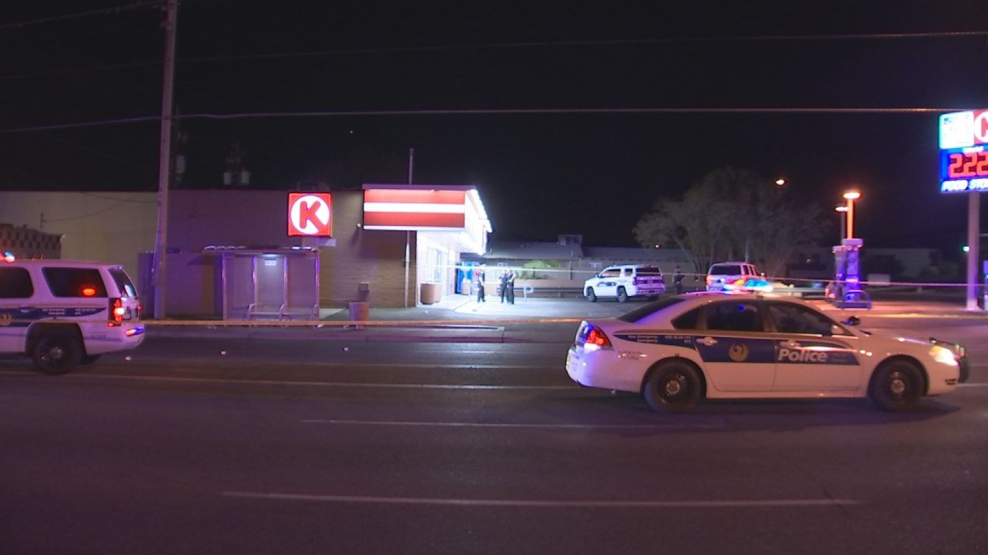 One person was shot after a verbal argument in Phoenix. (Source: 3TV/CBS 5)