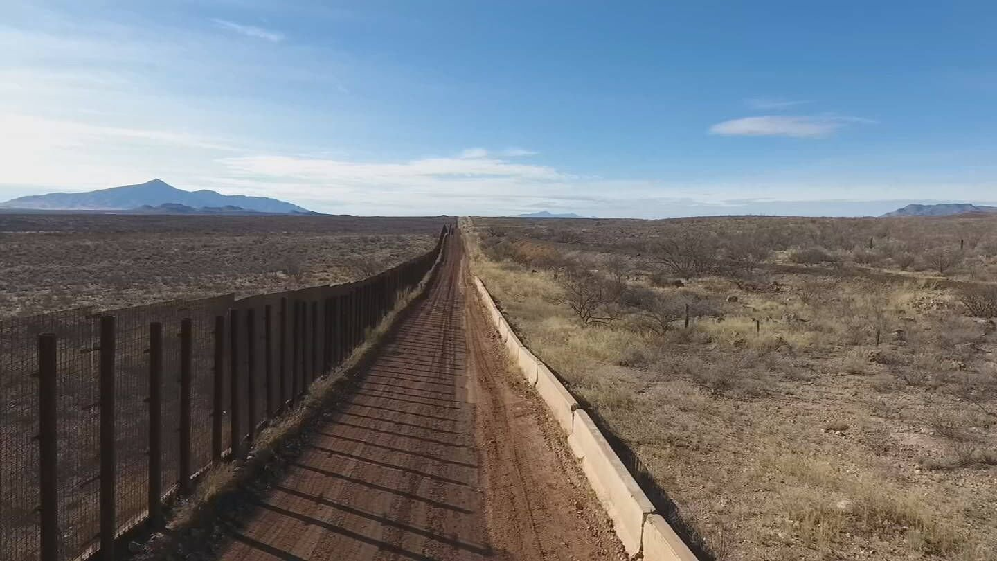 Tucson Border Patrol found a man with two broken legs. (Source: 3TV/CBS 5)
