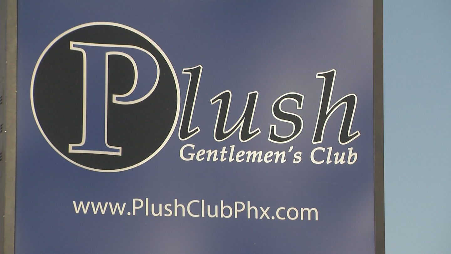"Phoenix police say last Saturday, someone killed James Turner at what used to be the ""Plush Gentleman's Club"" near 17th street and McDowell Road. (Source: 3TV/CBS 5)"