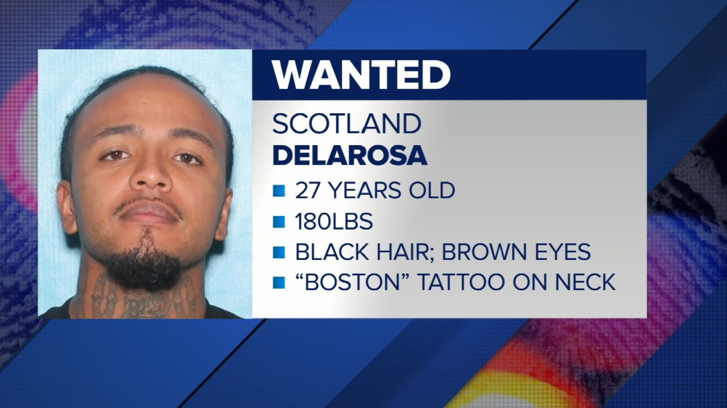 27-year-old Scotland Delarosa. (Source: 3TV/CBS 5)