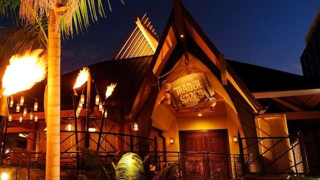Trader Sam's Enchanted Tiki Bar (Source: Disneyland)