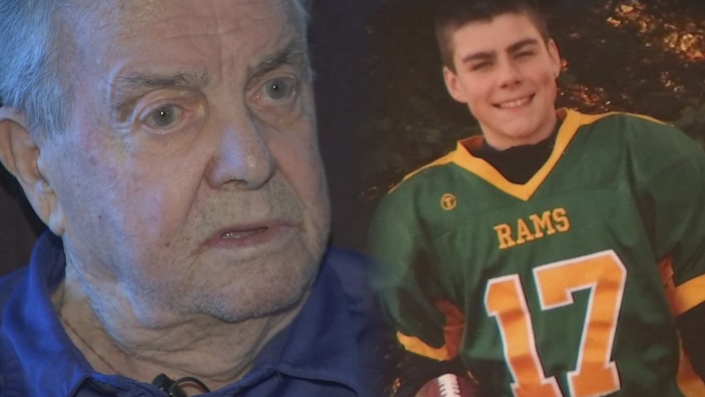 Thomas Dolan thought his 18-year-old grandson was in jail overseas so we gave money to a stranger but it was all a scam. (Source: 3TV/CBS 5)