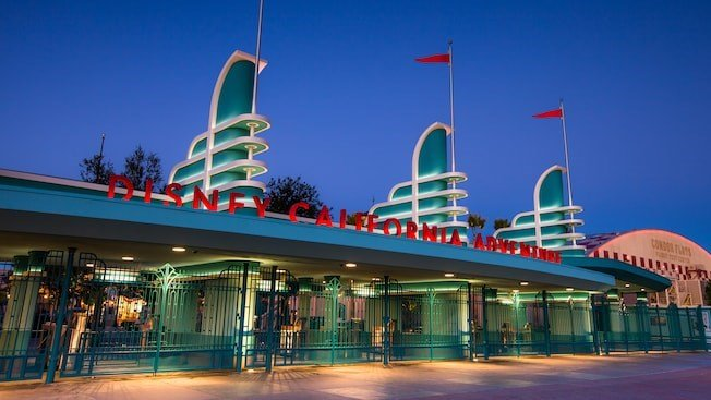 Disney California Adventure (Source: Disneyland)