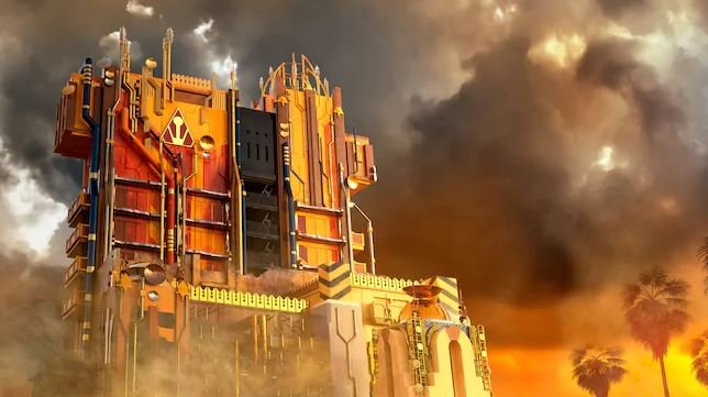 Guardians of the Galaxy – Mission: BREAKOUT! (Source: Disneyland)