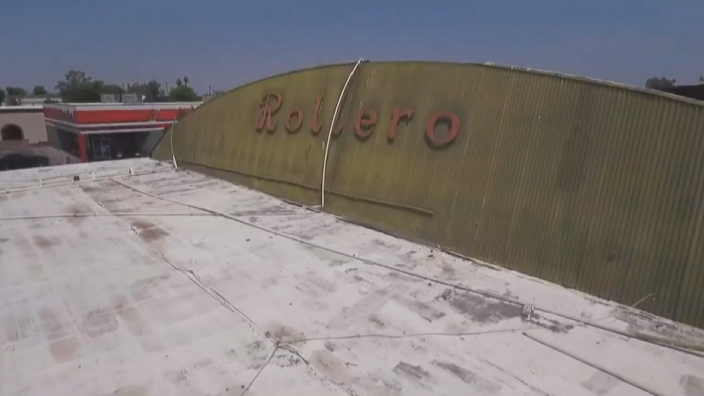 Rollero went up in 1961 back when the quadrant near 75th Avenue and Indian School Road was part of the county. (Source: 3TV/CBS 5)