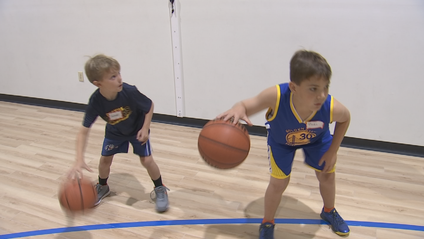 A couple has created a basketball academy for kids in Scottsdale. (Source: 3TV/CBS 5)