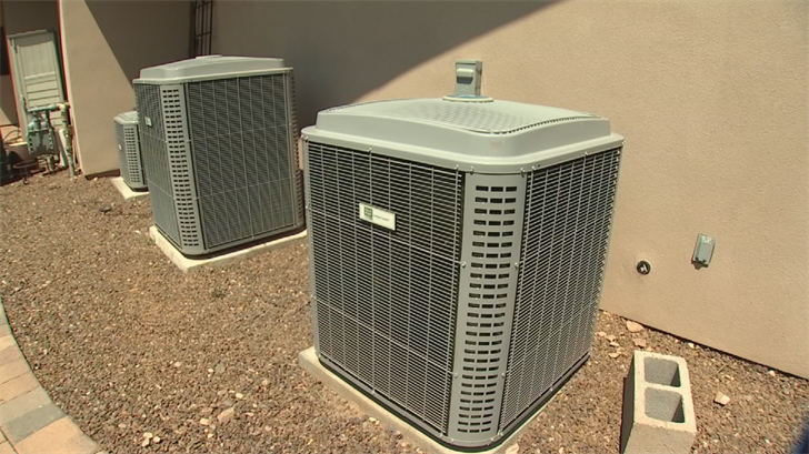 There's an alert to be aware of scammers when it comes to air conditioning repairs. (Source: 3TV/CBS 5)