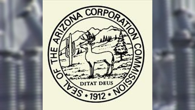 The seal of the Arizona Corporation Commission. (Source: Facebook)