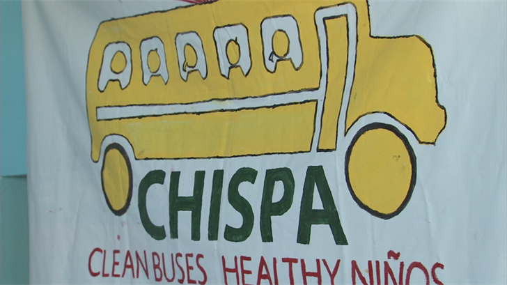 Chispa is meeting with lawmakers to drum up support for their proposal. (Source: 3TV/CBS 5)