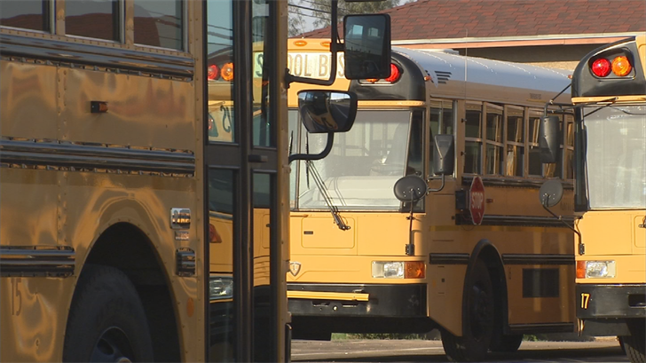 Chispa hopes to have these buses on the road by 2018. (Source: 3TV/CBS 5)