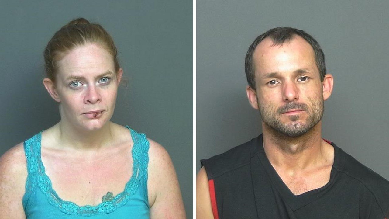 Summerlea Hunt and Joshua Atherton (Source: Maricopa County Sheriff's Office)