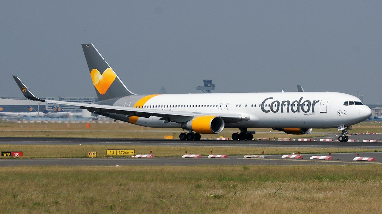 (Source: Condor Airlines)