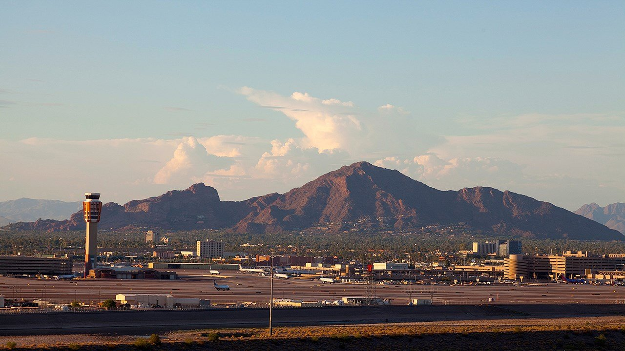 (Source: Phoenix Sky Harbor International Airport)