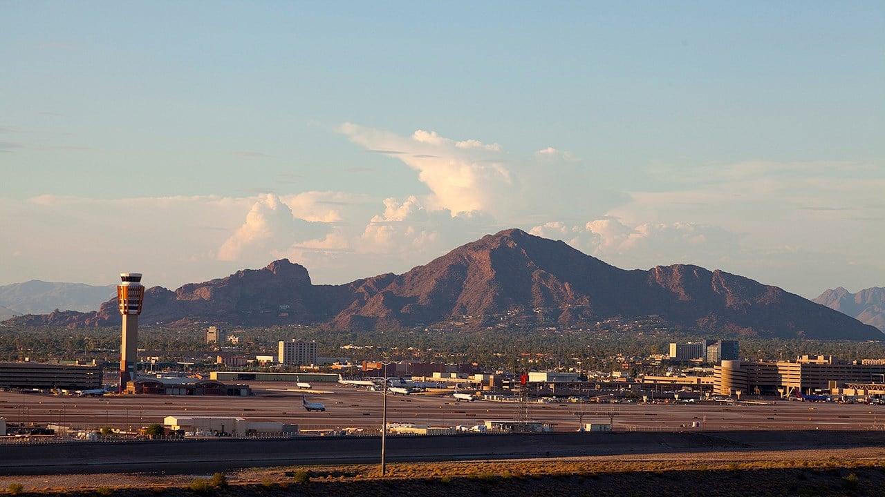 (Source: Phoenix Sky Harbor International Airport)