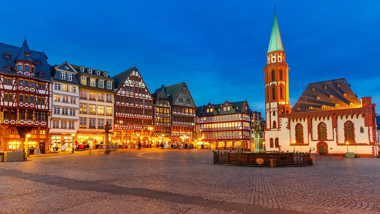 (Source: Frankfurt, Germany)