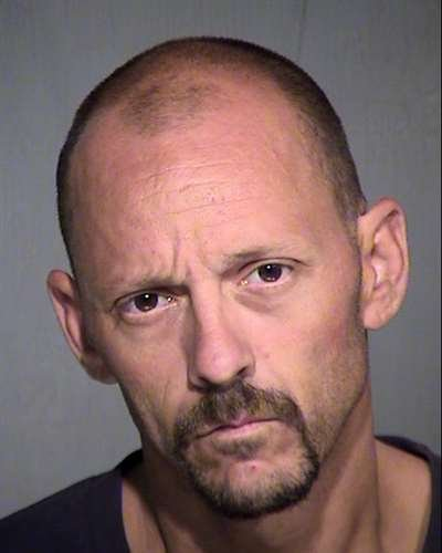 Charles Shannon Madaras, 38 (Source: Maricopa County Sheriff's Office)