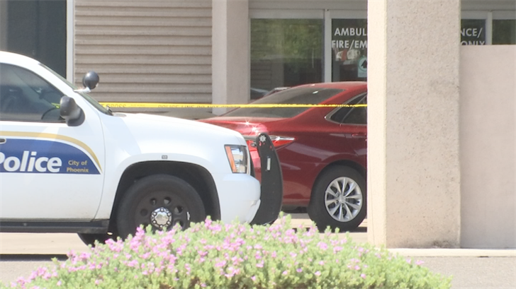 A 15-year-old boy was in critical condition after a shooting early Saturday morning in west Phoenix. (Source: 3TV/CBS 5)