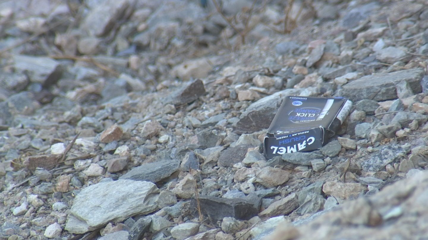 Park rangers remind hikers that if someone is caught littering, they can face a fine, they can find themselves in municipal court.(Source: 3TV/CBS 5)