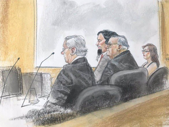 It's unclear if Arpaio will take the stand in his own defense. (Source: Maggie Keane)
