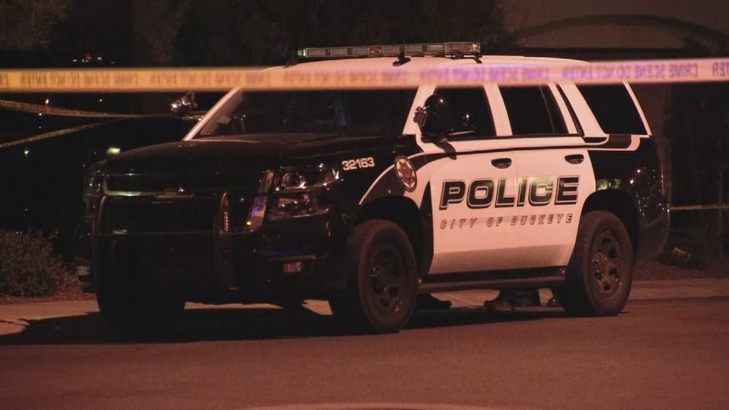 According to police, it was a domestic violence incident between a couple. (Source: 3TV/CBS 5)