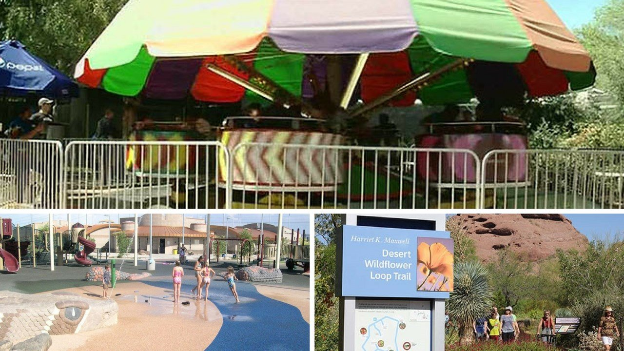 Did you know there are plenty of affordable places to visit this summer in the Valley. (Source: 3TV/CBS 5)