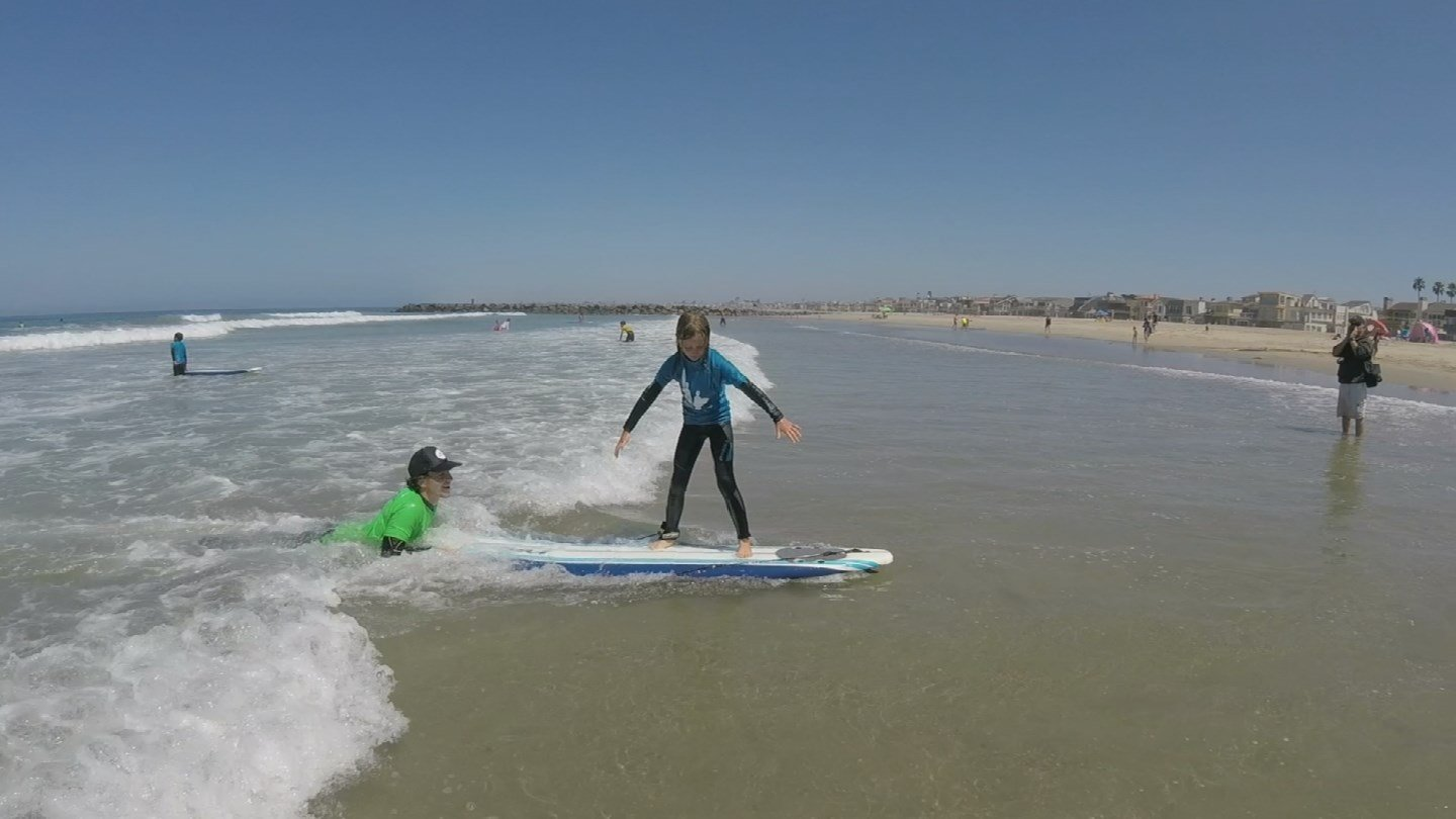Newport Surf Camp (Source: 3TV/CBS 5)