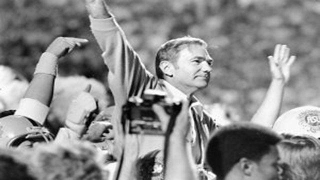 Frank Kush is the winningest football coach in Arizona State history. (Source: Arizona State Athletics)