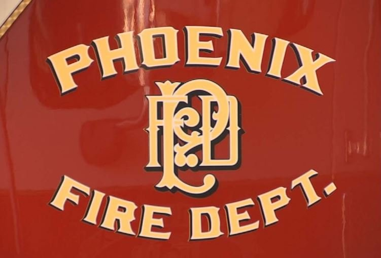 Phoenix fire officials are investigating a shooting involving a teenage boy.