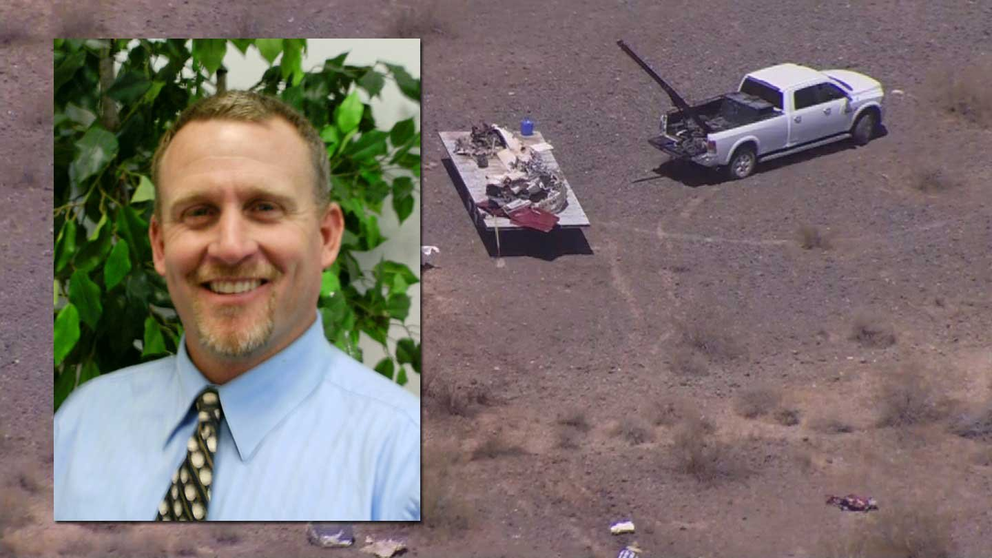 John McMahon, the airport coordinator for the City of Buckey was killed in the crash. (Source: Buckeye, AZ and 3TV/CBS 5)