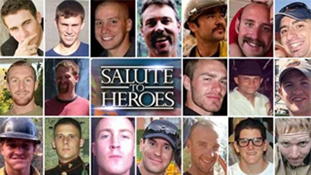 19 Granite Mountain hotshots died June 30, 2013, trying to save Yarnell from an erratic wildfire. (Source: 3TV/CBS 5)