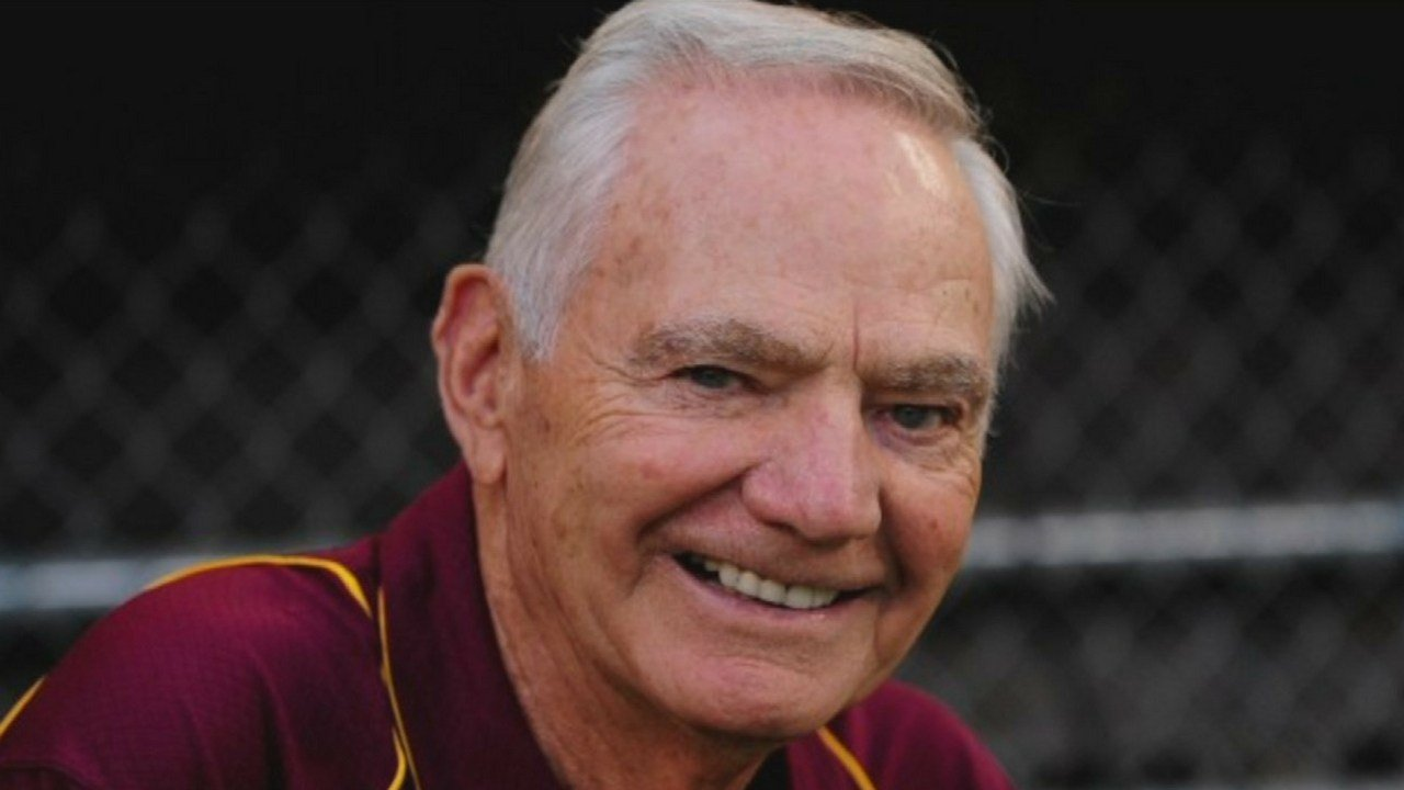 Frank Kush  (Source: Arizona State University)