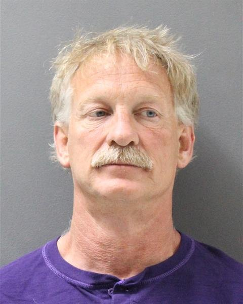 County sheriff's deputies tracked down Carpenter on June 30 after spotting a man flying the drone within hours of the fire being reported in the Prescott National Forest. (Source: Yavapai County Sheriff's Office)